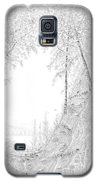 Into The Valley Galaxy S5 Case