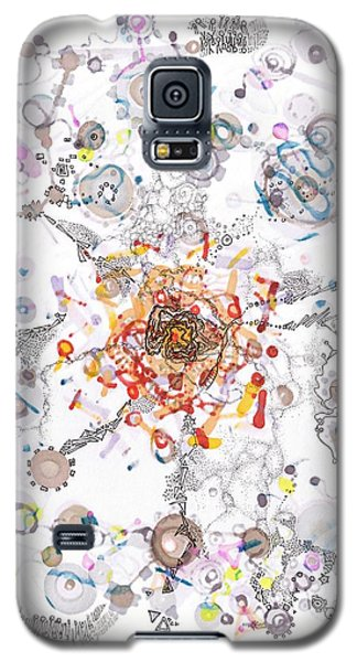 Intracellular Diversion Galaxy S5 Case