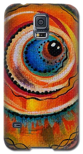 Intuitive Spirit Eye Galaxy S5 Case