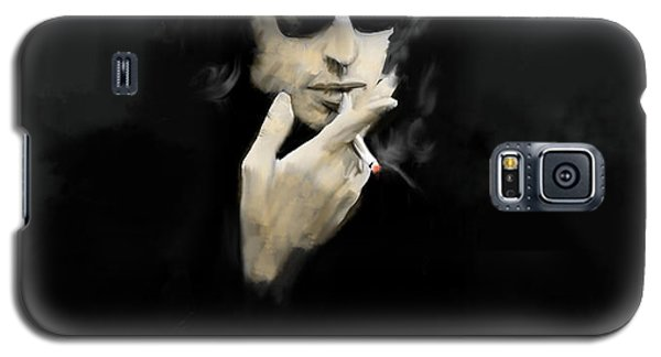 Inwardly Faded  Bob Dylan Galaxy S5 Case