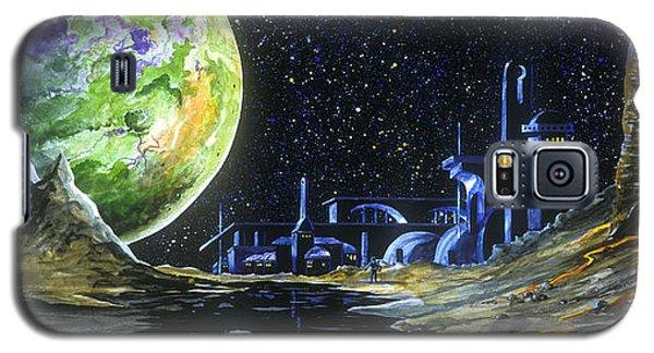 Io On The Horizon Galaxy S5 Case