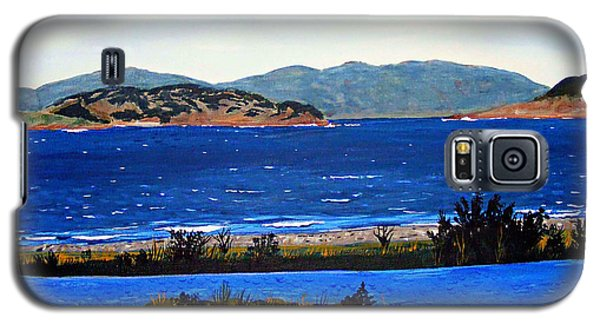 Iona Formerly Rams Islands Galaxy S5 Case by Barbara Griffin