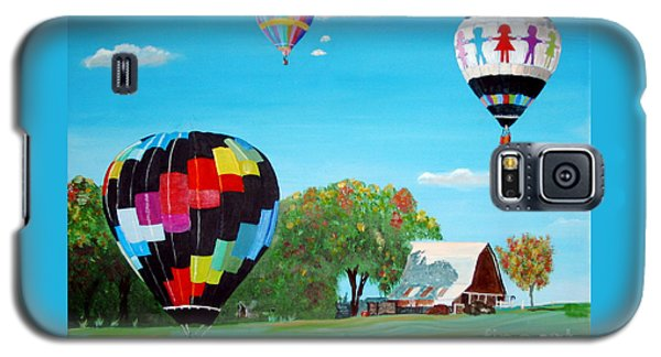Iowa Balloons Galaxy S5 Case