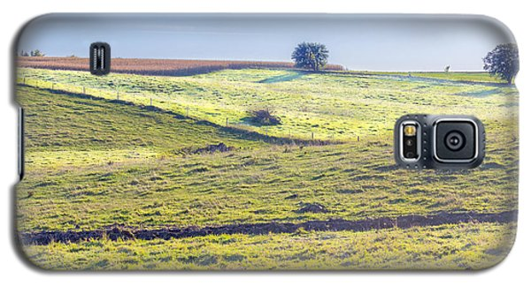 Iowa Farm Land #1 Galaxy S5 Case