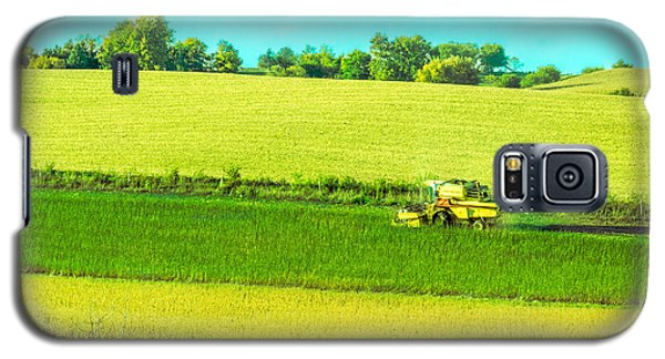 Iowa Farm Land #3 Galaxy S5 Case