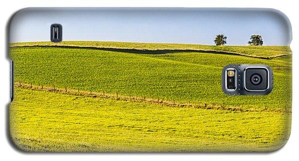 Iowa Farm Land #2 Galaxy S5 Case