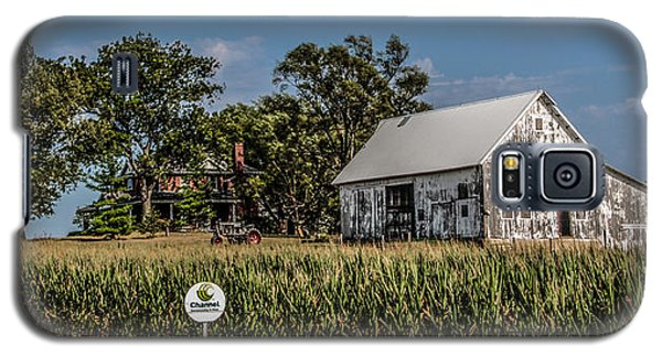 Iowa Farm Galaxy S5 Case by Ray Congrove