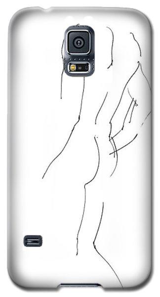 iPhone-Case-Nude-Male2 Galaxy S5 Case