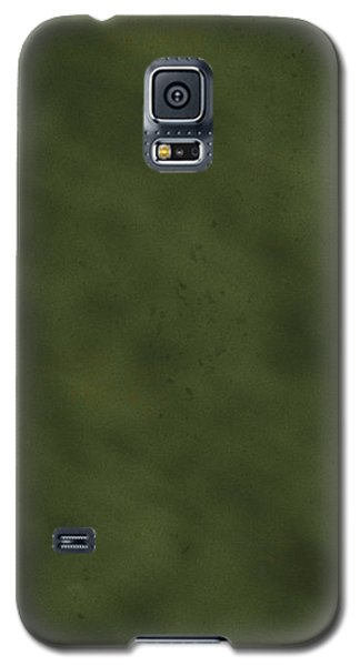 iPhone Green Olive Drab Galaxy S5 Case
