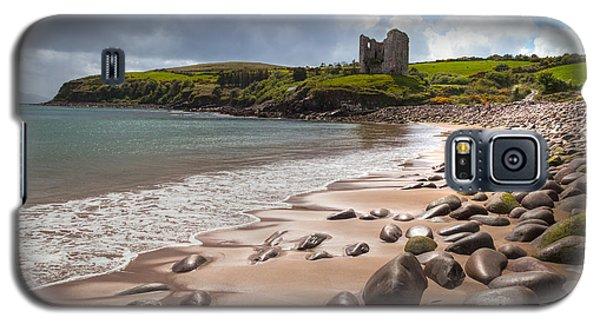 Ireland - Castle Minard Galaxy S5 Case by Juergen Klust