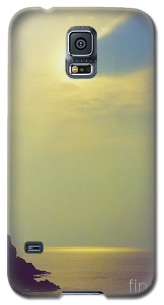Ireland Giant's Causeway Ethereal Light Galaxy S5 Case by First Star Art
