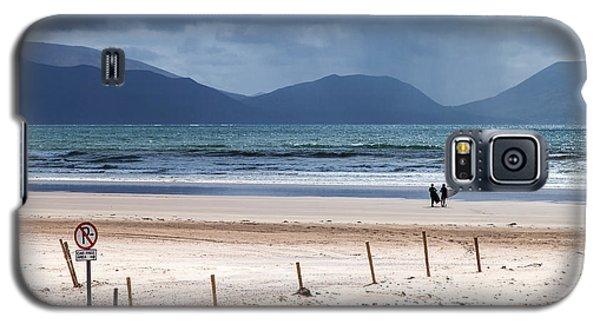 Ireland - Inch Beach Galaxy S5 Case by Juergen Klust