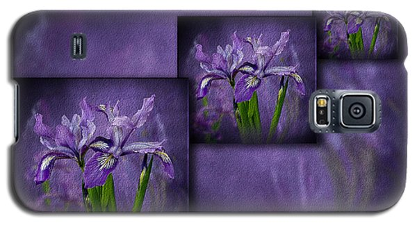 Iris Art Galaxy S5 Case
