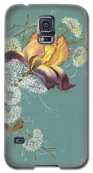 Iris Garland Galaxy S5 Case