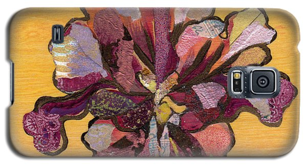 Iris I Series II Galaxy S5 Case by Shadia Derbyshire