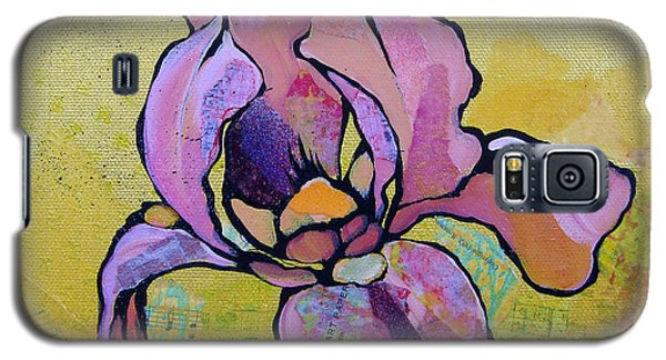 Iris I Galaxy S5 Case by Shadia Derbyshire