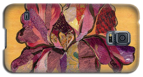 Iris Iv - Series II Galaxy S5 Case by Shadia Derbyshire