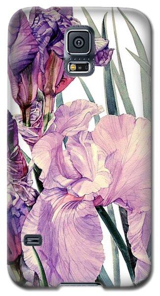 Iris Joan Sutherland Galaxy S5 Case by Greta Corens