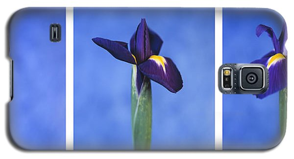 Galaxy S5 Case featuring the photograph Iris by Lana Enderle