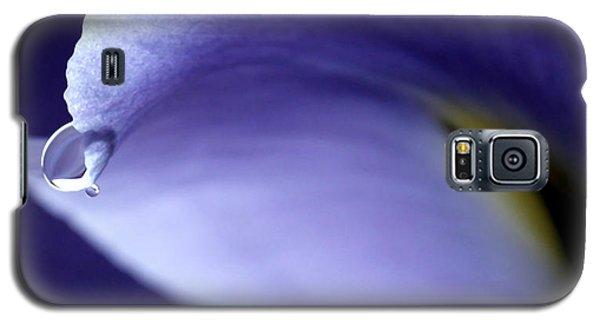 Iris Rain Galaxy S5 Case by Krissy Katsimbras