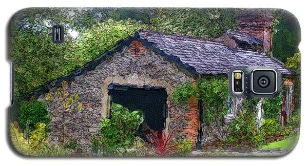 Irish Cottage Galaxy S5 Case