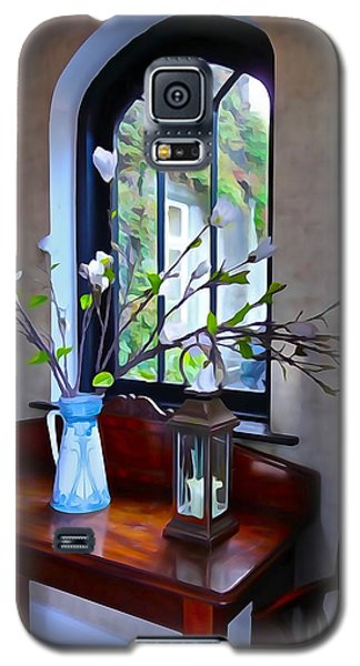 Galaxy S5 Case featuring the photograph Irish Elegance by Charlie and Norma Brock