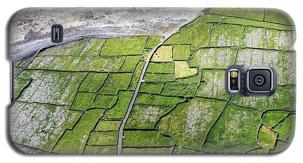 Irish Stone Walls Galaxy S5 Case by Juergen Klust