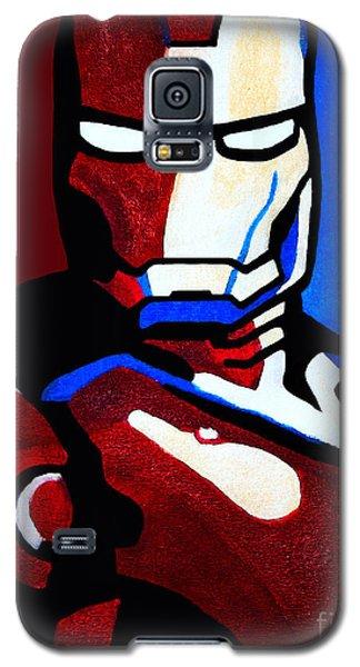 Iron Man 2 Galaxy S5 Case