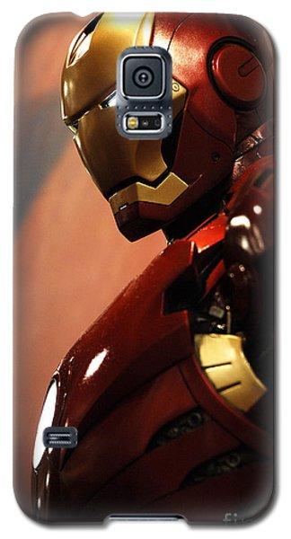 Iron Man Galaxy S5 Case