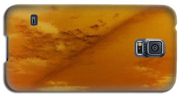 Iron Rainbow Galaxy S5 Case by Max Mullins
