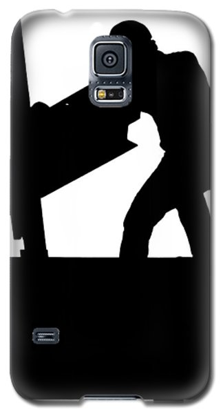 Ironworker 1 Galaxy S5 Case