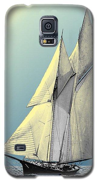 Iroquois - Schooner Yacht Galaxy S5 Case