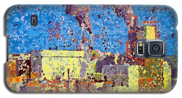 Irving Pulp Mill Galaxy S5 Case