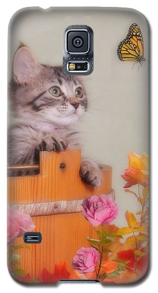 Is That Flower Flying? Galaxy S5 Case