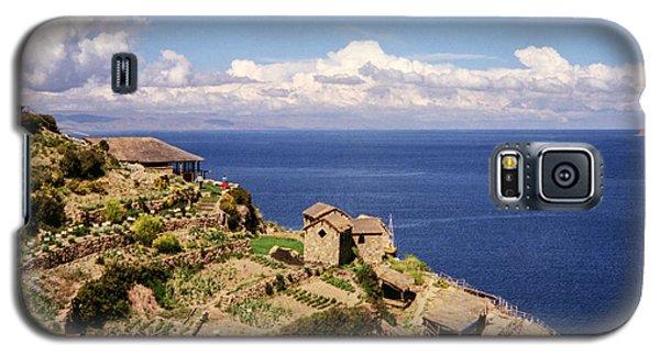 Isla Del Sol Galaxy S5 Case by Suzanne Luft