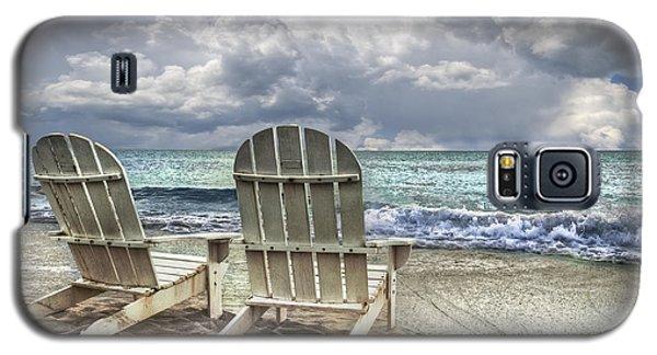 Island Attitude Galaxy S5 Case by Debra and Dave Vanderlaan