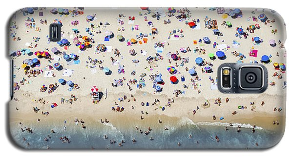 Island Beach State Park Galaxy S5 Case by Mike Raabe