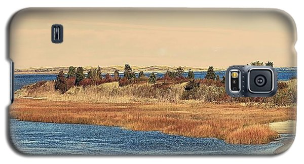 Galaxy S5 Case featuring the photograph Island Colors Photo Art by Constantine Gregory