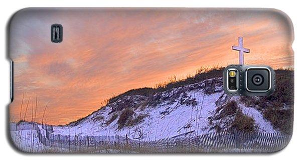 Island Cross Galaxy S5 Case