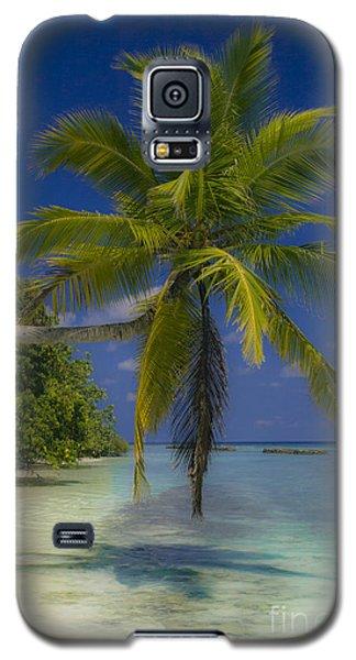 Island Dream Galaxy S5 Case by Dee Cresswell