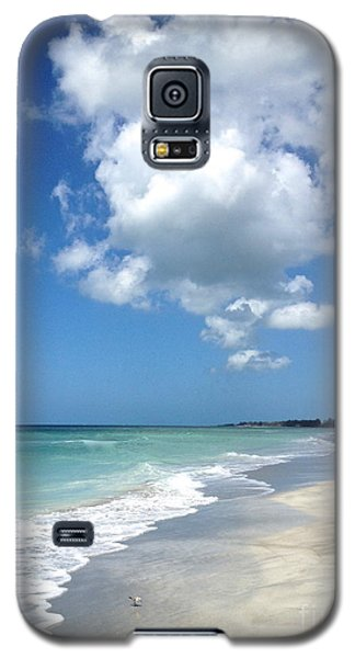 Galaxy S5 Case featuring the photograph Island Escape  by Margie Amberge