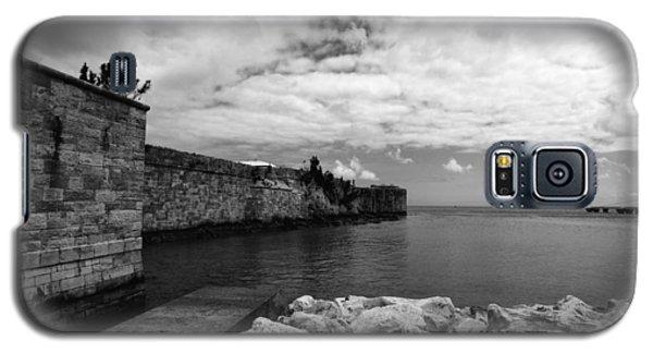 Island Fortress  Galaxy S5 Case