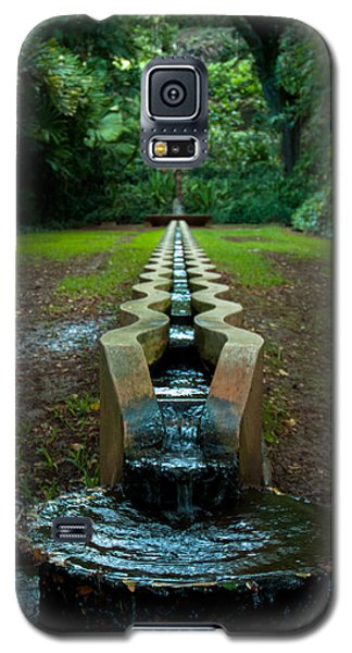 Island Fountain Galaxy S5 Case