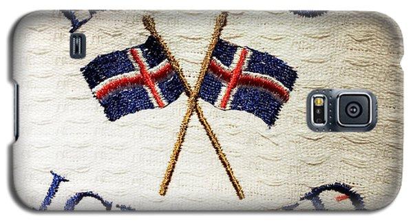 Detail Galaxy S5 Case - Island Iceland by Matthias Hauser