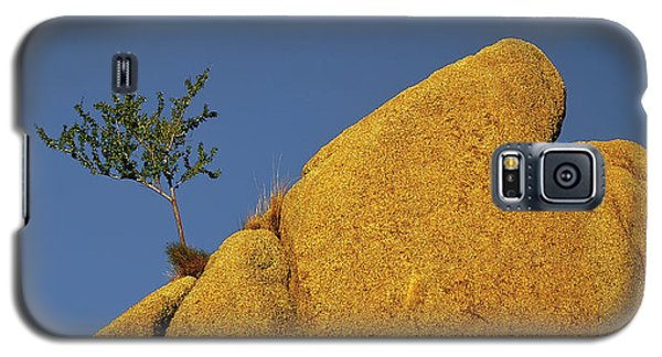 Island In The Sky  Pano Version Galaxy S5 Case