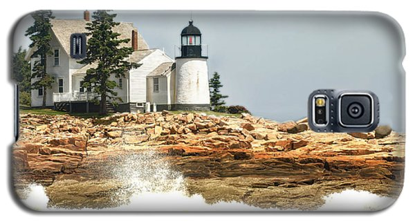 Island Lighthouse Galaxy S5 Case