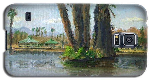 Island Of Palm Trees Galaxy S5 Case