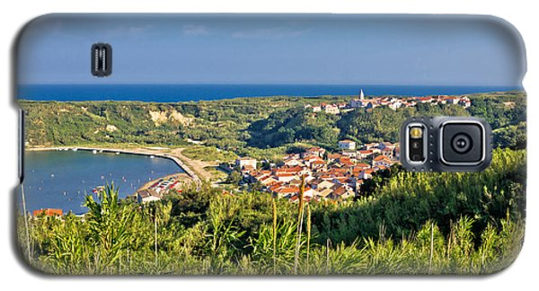 Island Of Susak Village And Nature View Galaxy S5 Case by Brch Photography