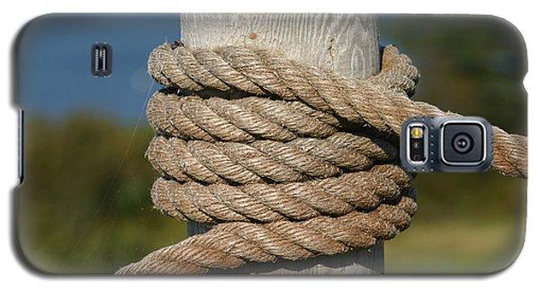 Island Ropework Galaxy S5 Case