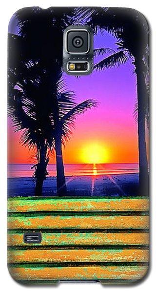 Island Shutter Galaxy S5 Case
